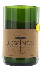 Rewined, Chardonnay Candle, 11oz. varietal