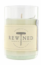 Rewined, Rose Candle, 11oz. varietal
