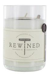 Rewined, Syrah Candle, 11oz. varietal