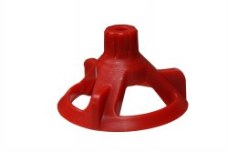 Spin Doctor, Leveling Cap, Red, 100 pcs