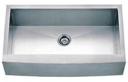 Farmhouse Stainless Steel Kitchen Sink 32-7/8 X 20