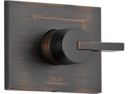 VERO, Monitor 14 Series Valve Only Trim, in Venetian Bronze