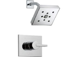 VERO, Monitor 14 Series H2Okinetic Shower Trim, in Polished Chrome