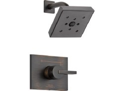 VERO, Monitor 14 Series H2Okinetic Shower Trim, in  Venetian Bronze