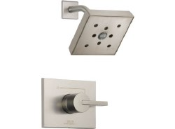 VERO, Monitor 14 Series H2Okinetic Shower Trim, in Brilliance Stainless