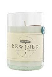 Rewined, Viognier Candle, 11oz. varietal