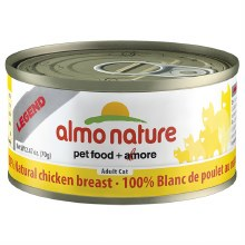 Chicken Breast, Case of 24, 70g Cans
