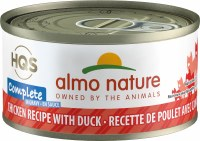 Chicken with Duck, Case of 24, 70g Cans