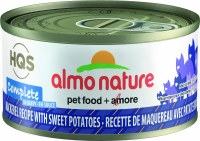 Mackerel with Sweet Potato 70g, Case of 24
