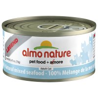 Mixed Seafood, Case of 24, 70g Cans