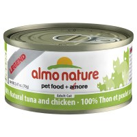 Tuna & Chicken, Case of 24, 70g Cans