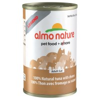 Tuna & Cheese, Case of 24, 140g Cans