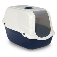 Romeo Litter Covered Pan with Filter, Blue