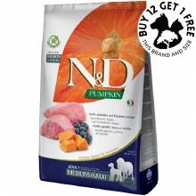Farmina N&D Pumpkin & Lamb Medium & Maxi 2kg