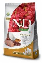 Farmina N&D Quinoa Skin & Coat Quail 2.5kg