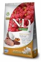 Farmina N&D Quinoa Skin & Coat Quail 7kg