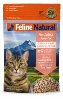 Feline Natural Lamb & Salmon 100g