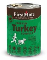 Free Run Turkey Formula, Case of 12, 345g Cans