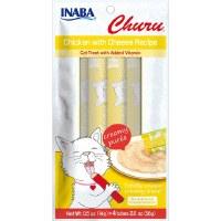 Churu Chicken with Cheese (4 pack)