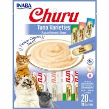Churu Tuna Variety Bag (20 pack)