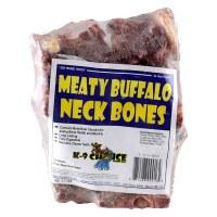 Buffalo Neck Bones 3lb