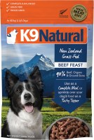 K9 Natural Beef Feast Freeze Dried 500g