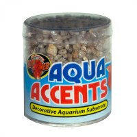Aqua Accents Light River Pebbles 0.5lb
