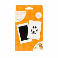 Clean Touch Print Pad Black