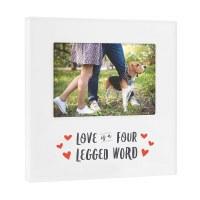Frame-Love is a Four Legged Word