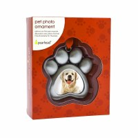 Pet Photo Ornament Paw
