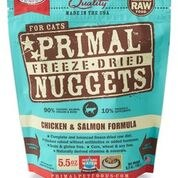 Freeze-Dried Chicken & Salmon Formula 14oz