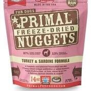 Freeze-Dried Turkey & Sardine Forumla 14oz