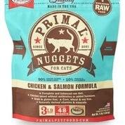 Chicken and Salmon Formula 3lb