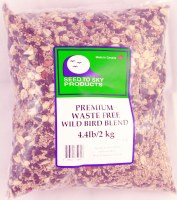 Premium Waste Free Bird Blend 2kg