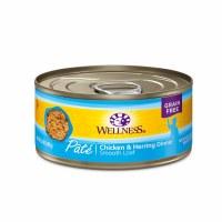 Chicken & Herring, Case of 24, 156g Cans
