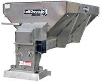 SaltDogg Electric Stainless Steel 8' 2 Cu. Yd. Salt Spreader