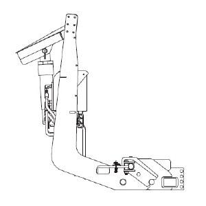 SnowDogg HD/EX Lift Frame w/Power Unit
