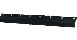 SnowDogg 8' Rubber Snow Deflector