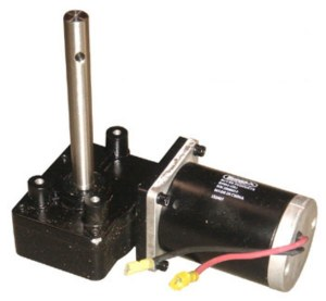 Spinner Motor Gear Box SHPE