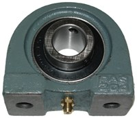"Pillow Block Bearing 3/4"" Bore Tap Base"