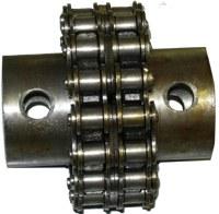 Chain Coupler 1-1/8x 1-1/8 Sch
