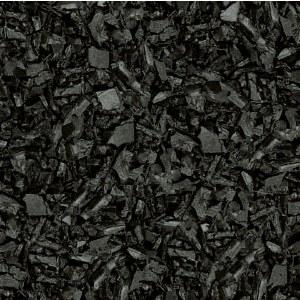 Black Rubber Mulch