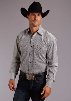 Stetson Mini Tile Snap Black XXL REG