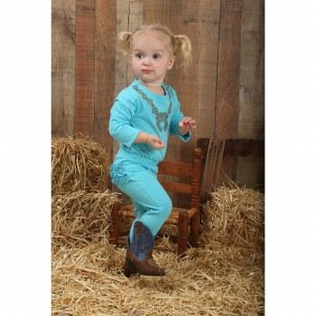 Wrangler Infant Pants 6-9M