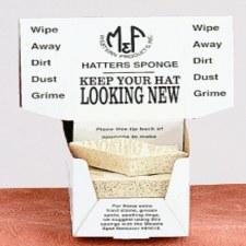 HAT CLEANING SPONGE