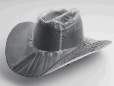CLEAR HAT PROTECTOR XL