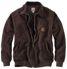 Bankston Jacket Drk Brown XXLG REG