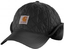 Gilliam Quilted Cap Blk LXL MENS