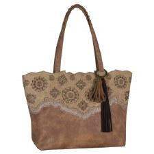 Catchfly Kensie Tan Bag