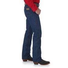 Slim Fit Rigid Denim Jean 33 38DENIM